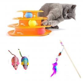 Kedi Oyun Seti 4'lü